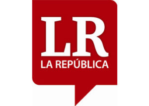 LA REPUBLICA LOGO